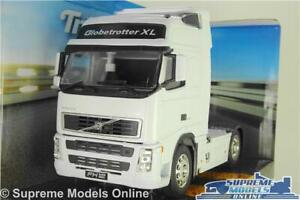 VOLVO FH12 MODEL TRUCK LORRY CAB UNIT WHITE LARGE 1:32 SCALE WAGON 4X4 WELLY K8