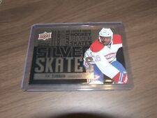 2012 13 UD Silver Skates #SS16 P.K SUBBAN