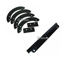 Honda HS520 Auger Paddle and Scraper Bar Set 06720-V10-020 & 76322-V10-020