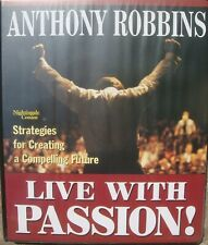 NEW Live with Passion! ANTHONY ROBBINS Nightingale  --  MP3 & CASSETTES