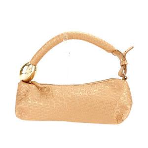 Folli Follie Handbag Beige Woman Authentic Used S289