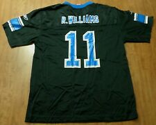 DETROIT LIONS Roy Williams youth XL nylon football black jersey #11 size 18-20