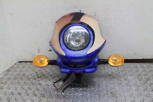 04-06 UNITED MOTORS DUAL SPORT UM DS200 FRONT HEADLIGHT HEAD LIGHT LAMP