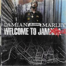 Welcome to Jamrock [PA] by Damian Marley CD Sep-2005 Universal Distribution