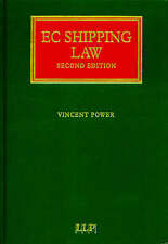 EC Shipping Law (Lloyd's Shipping Law Library), Very Good, Power, Vincent Book