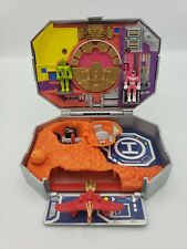 Mighty Morphin Power Rangers Pink Ranger's Micro Morphin Playset - Complete