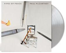MCCARTNEY PAUL PIPES OF PEACE VINILE LP COLORATO (COLOURED VINYL SILVER) NUOVO
