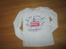 "Tee-shirt motif "" Londre "" sur l'avant,ML,T10 ans,marque NKY,en TBE"