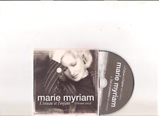 rare : CD SINGLE EUROVISION 1977  : Marie MYRIAM L'oiseau et l'enfant  2002