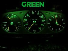Gauge Cluster LED Dashboard Bulbs Green For Mercedes Benz 77 85 W123 Chassis