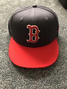 New Era Boston Red Sox 9Fifty Baseball Cap Adjustable Medium/Large