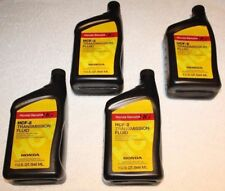 4X Genuine Honda HCF2 CVT TRANSMISSION Fluid 08200-HCF2 ACCORD CIVIC CRV 15-up