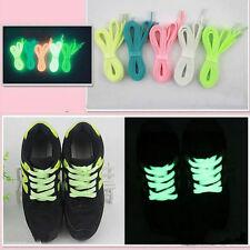 """39"""" Shoelaces Shoe Laces Flash Light Up Glow Stick Strap Shoelaces Party Night"""