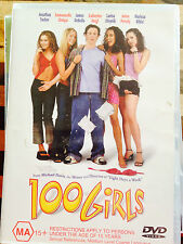 100 Girls (DVD, 2002)* USED DVD * (E )