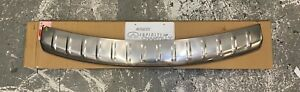 NEW OEM 2015-2020 INFINITI QX80 Stainless Steel Rear Bumper Protector 850645ZA2A