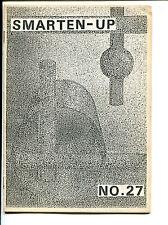 Smarten-Up No. 27  (rares deutsches Mod Fanzine, 1987)