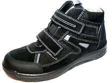 Breite Stiefel & Boots für Mädchen aus Leder