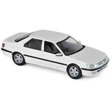 1/43 Norev Peugeot 605 1998 White Neuf Boite D'origine
