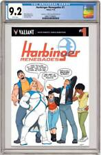 HARBINGER RENEGADE #1 CVR E CGC REPLICA PEREZ VALIANT ENTERTAINMENT LLC
