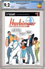 HARBINGER RENEGADE #1 CVR E CGC REPLICA PEREZ VALIANT ENTERTAINMENT LLC