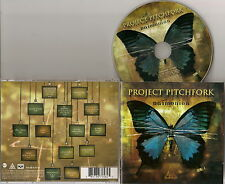 PROJECT PITCHFORK - Daimonion / 2001 Eastwest / Hologram Artwork Case / Rare!.CD