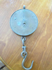 Antique Salter's Trade Spring Balance Made IN England 200lb x 1 lb