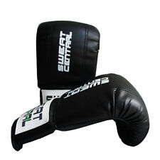 BOXING PUNCHING HAND GLOVES BAG MITTS TRAINING