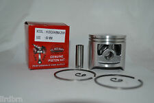 HUSQVARNA 2100, 2101, 1100 PISTON KIT 56MM, REPLACES PART # 503488703, NEW