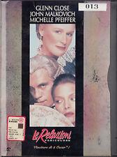 Le relazioni pericolose (1988) DVD - EX NOLEGGIO (SNAPPER) BOLLINO ROSA