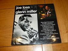 JOE LOSS - Plays Glenn Miller - 1969 UK 12-track stereo vinyl LP