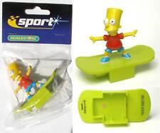 2002 Bart Simpson Micro ScaleXtric HO Slot Car Body MIB