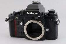【Excellent+++++】 Nikon F3 HP 35mm SLR Film Camera from Japan #488