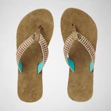 Sandali e scarpe Reef in gomma per il mare da donna