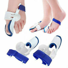 1Pair Pain Relief Straightener Bunion Hallux Valgus Night Splint Corrector Tools