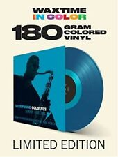 Sonny Rollins - Saxophone Colossus [New Vinyl LP] Blue, Colored Vinyl,
