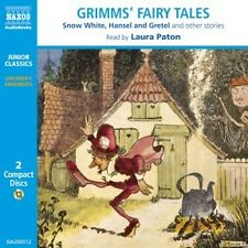 Grimm's Fairy Tales - Snow White Hansel & Gretel Audio CD Read by Laura Paton