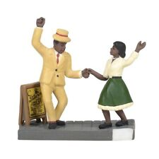 Dept 56 Christmas In The City The Lindy Hop 6005390 Department 56 New 2020 Savoy