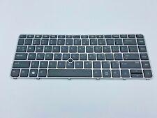 New listing Genuine Hp EliteBook 840 G3 G4 Series Backlit Us Keyboard 903008-001 901042-001