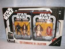 Darth Maul Obi-Wan Kenobi Jinn R2-R9 Commemorative Tin Collection Hasbro 2006