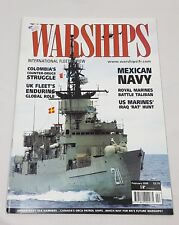 Warships International Fleet Review Magazine Back Issue February 2008