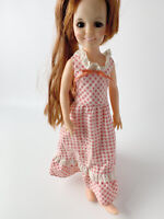 """1969 Vintage Ideal Toy Crissy Doll 18"""" Adjustable Hair"""