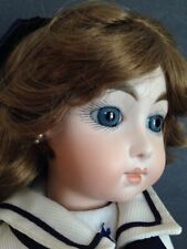 Gorgeous 1978 Antique Reproduction Cody Long Face Jumeau doll, Seeley body