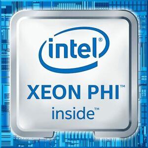 INTEL XEON 7290F 1.50 GHZ SOCKET 3647 KNIGHTS LANDING 72 CORE SR2WZ 867562-001