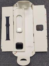Apple Watch Series 6 44mm Estojo Azul Profundo Marinho Sport Band (GPS) como Novo Na Caixa