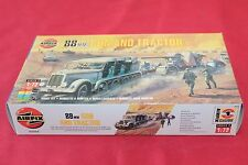 -Soldatini Figure AIRFIX HO 88MM GUN AND TRACTOR - 02303
