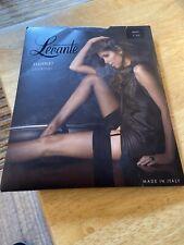 Levante Fishnet Stockings T/XT (XL) Nero