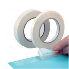 New White Double Sided Face Super Strong Adhesive Tape Craft Office Supplies 8mm