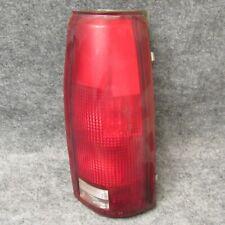 1988-1998 Chevrolet C/K 1500-3500 Truck RH Passengers Tail Light Lamp OEM 39690