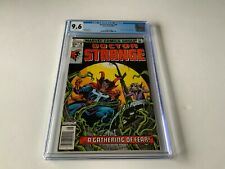 DOCTOR STRANGE 30 CGC 9.6 WHITE PAGES DWELLER IN DARKNESS MARVEL COMICS 1978