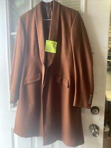 Custom Saddleseat Day Coat